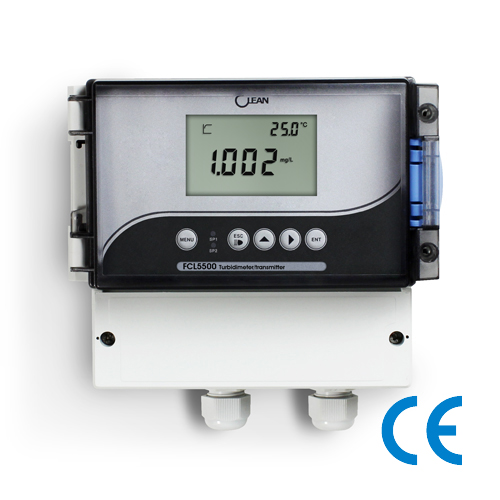 Fcl5500 Free Chlorine Controller Transmitter Clean Instruments