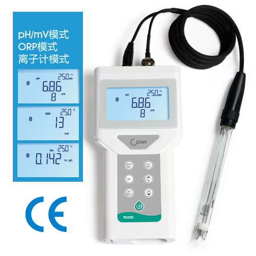 pH / mV / TEMP Meter